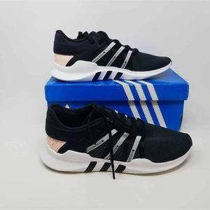 NIB Adidas Womens Running Shoes ADV/91-17 Black 10